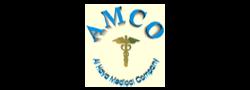 amco al haya medical logo