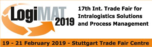 logimat 2019 stuttgart germany